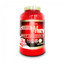 Advanced Whey - 2200g [Invicted]
