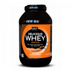 Delicious Whey Protein - 2.2Kg [QNT]