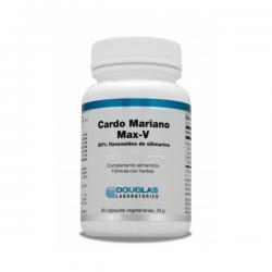 Cardo Mariano Max-V - 60 Cápsulas [Douglas]