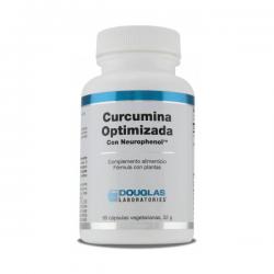 Curcumina Optimizada con Neurofenol - 60 Cápsulas [Douglas]