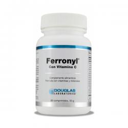 Ferronyl con Vitamina C - 60 Tabletas [Douglas]