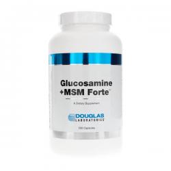 Glucosamina+MSM Forte - 250 Cápsulas [Douglas]