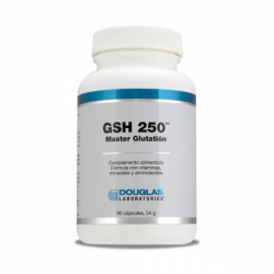 GSH 250 Master Glutatión - 90 Cápsulas [Douglas]
