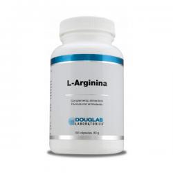 L-Arginina - 100 Cápsulas [Douglas]