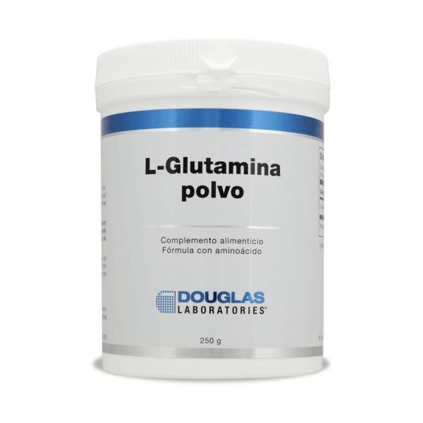 L-Glutamina Polvo - 250g [Douglas]
