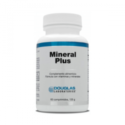 Mineral Plus - 60 Tabletas [Douglas]