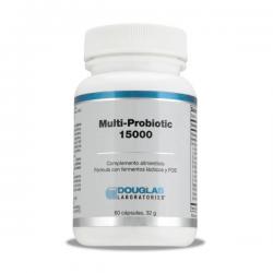 Multi-Probiotic 15000 - 60 Cápsulas [Douglas]