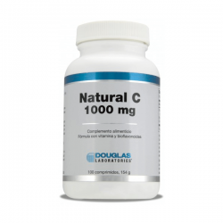 Natural C 1000mg - 100 Tabletas [Douglas]