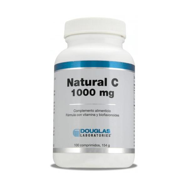 Natural C 1000mg - 100 Tabletas [Douglas]