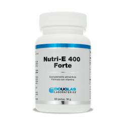 Nutri-E 400 Forte - 60 Softgels [Douglas]