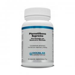 Pterostilbeno Supreme - 30 Cápsulas [Douglas]