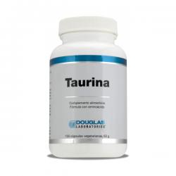 Taurina - 100 Cápsulas [Douglas]