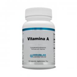 Vitamina A - 100 Cápsulas [Douglas]