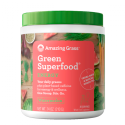 Green Superfood Energy - 210g [Amazing Grass]