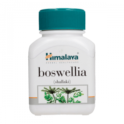 Boswellia (Shallaki) - 60 Cápsulas [Himalaya]