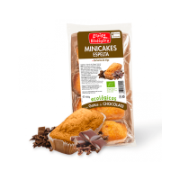 Minicakes Espelta Chocolate Eco - 180g
