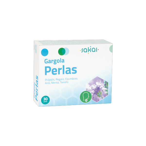 Gargola Perlas - 30 Softgels [Sakai]