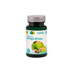 Gingko Biloba - 100 Tabletas [Sakai]
