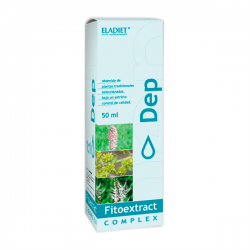 Dep Fitoextract Complex - 50ml [Eladiet]