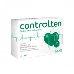 Controlten - 60 Tabletas [Eladiet]