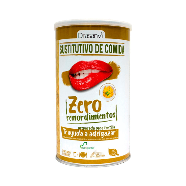 Sustitutivo Tortilla Zero remordimientos - 330g [Drasanvi]