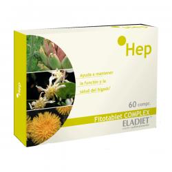 Hep Complex - 60 Tabletas [Eladiet]