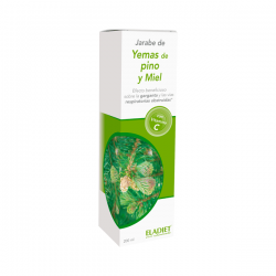 Yemas de Pino y Miel - 200ml [Eladiet]
