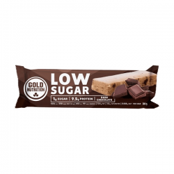 Protein bar low sugar - 30g