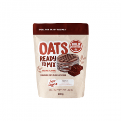 Oats Ready to Mix - 500g [Gold Nutrition]