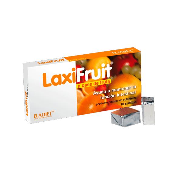 Laxfruit - 10 Cubos [Eladiet]