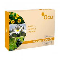 Ocu Complex - 60 Tabletas [Eladiet]