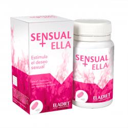 Sensual Ella - 60 Tabletas [Eladiet]