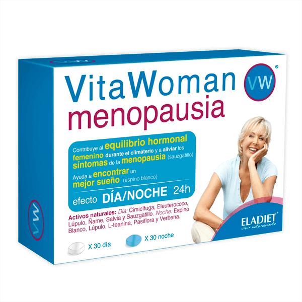 Vita Woman Menopausia - 60 Tabletas [Eladiet]