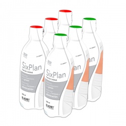 SixPlan 6 x 500ml [Eladiet]