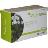 Valeriana - 60 Tabletas [Eladiet]