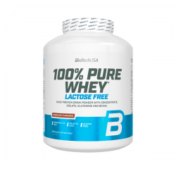 100% Pure Whey sin Lactosa - 2270 gr