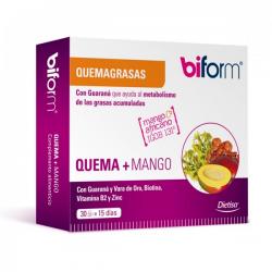 Quema + Mango - 30 Cápsulas