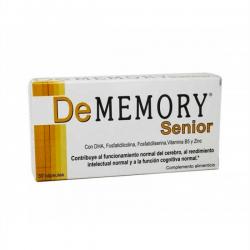 DeMEMORY Senior - 30 Cápsulas