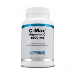 C-Max Vitamina C 1500mg - 90 Tabletas