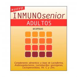 Inmunosenior Adultos - 60 Cápsulas