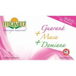 Guarana-Maca-Damiana - 20 Viales