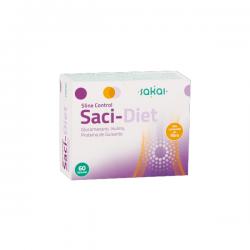 Sline Control Saci-Diet - 60 Cápsulas