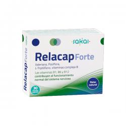 Relacap Forte - 30 Cápsulas [Sakai]