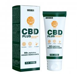 CBD Plus Crema de Masaje - 75ml [Weider]