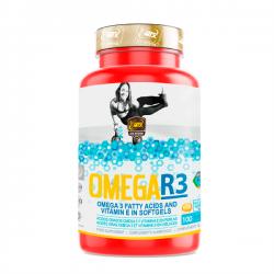 Omega R3 - 100 Cápsulas