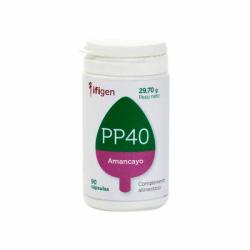 Pp40 Pau Pereira - 90 Cápsulas