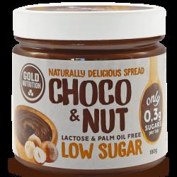 Choco and Nut - 180g [GoldNutrition]