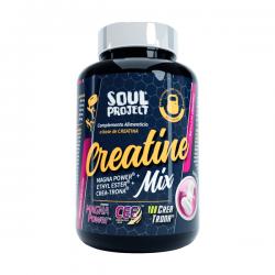 Creatine mix - 120 cápsulas