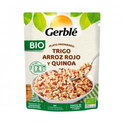 Plato Preparado Trigo Arroz Rojo y Quinoa  - 220g