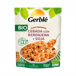 Plato Preparado Cebada con Berenjena y Soja - 250g